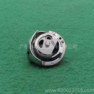 (百福591)佐文款592自动切线梭床+切线梭壳 好  带销钉